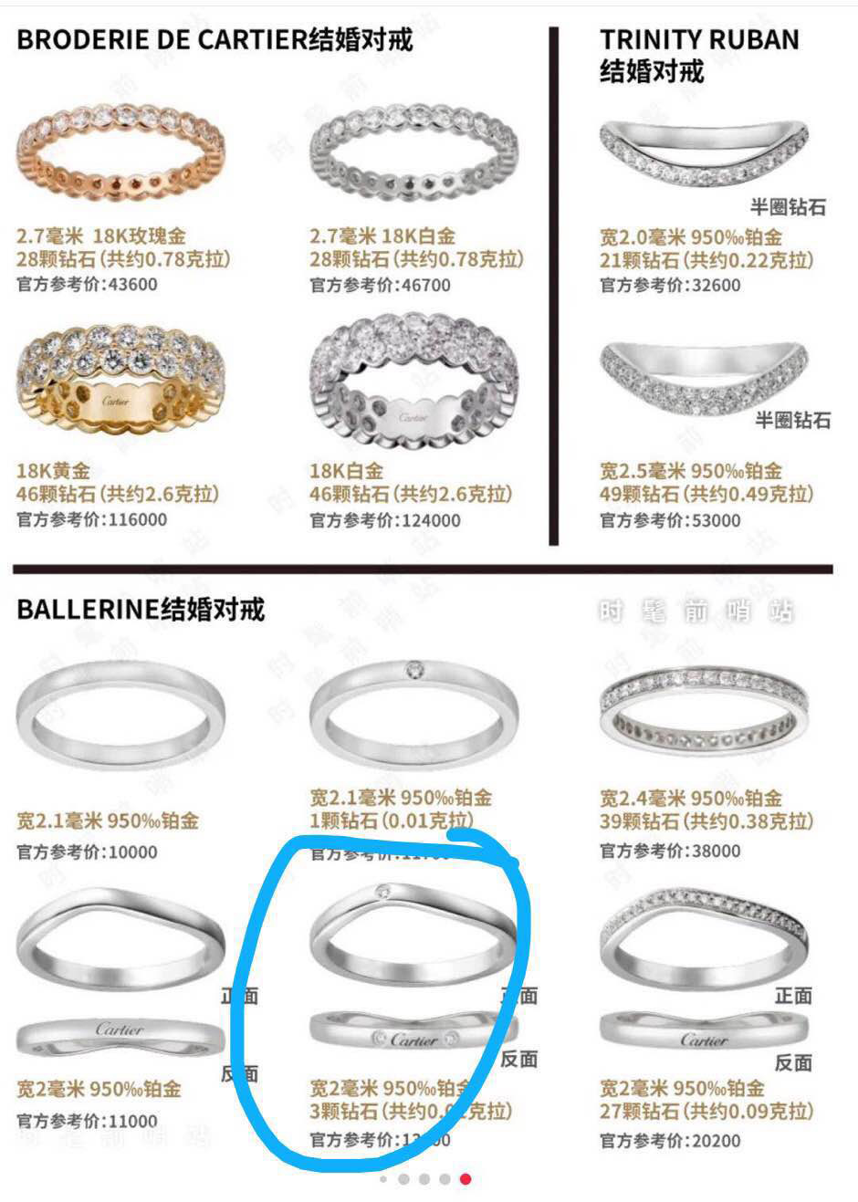 卡地亚指环